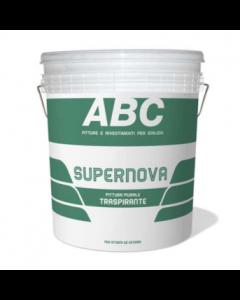 San Marco Abc Supernova pittura murale traspirante per interno colore bianco