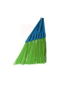 Scopa in plastica modello DS4 colore verde