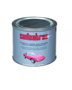 Sintofer Sintoabras pasta abrasiva. Disponibile sia a grana fine che a grana media.