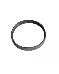 Smalbo guarnizione siliconica in silicone per tubo per stufe a pellet diametro cm 8
