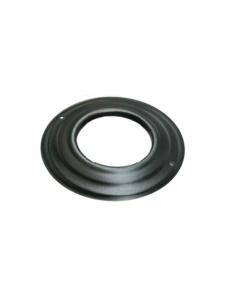 Smalbo rosone ad anello per tubo per stufe a pellet in acciaio diametro cm 8