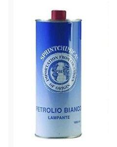 Sprintchimica petrolio lampante 1 litro