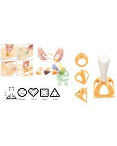 stampo stampa ravioli stampi forme per ravioli 4 tescoma taglia pasta