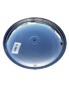 Steel Pan coperchio per pentola in acciaio inox diametro cm 16 e cm 30