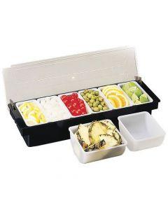 Compartimento porta alimenti e condimenti