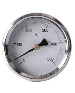 termometro per forno da pizza temperatura da 0 a 500 gradi lunghezza 300 mm
