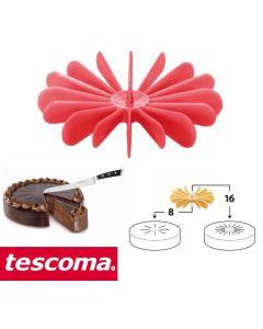 Tescoma Delicia segnaporzioni per torte