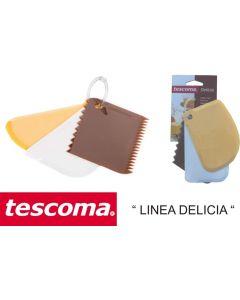 Tescoma Delicia spatole per cucina confezione 3 pezzi