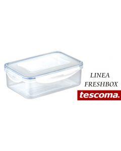 Tescoma Freshbox contenitore rettangolare litri 0,50 per alimenti cucina frigorifero