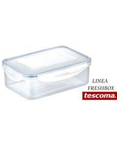 Tescoma Freshbox contenitore rettangolare litri 2,5 per alimenti cucina frigorifero