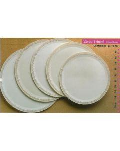 Vassoio trinato per servire dolci e torte. Confezione 10 pezzi. Vassoio tondo disponibile nel diametro: cm 18, 21, 24, 26, 28, 30, 32, 34, 36, 38, 40.
