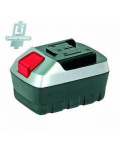 Yamato batteria al litio per trapano CD 144/L. Tempo di carica: 1 ora. 14, 4 Volt. 1,3 AH. Codice EAN 8000071612937