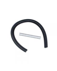 Tubo flessibile e bocchettone per aspiracenere Yamato Cinix Black 'N'